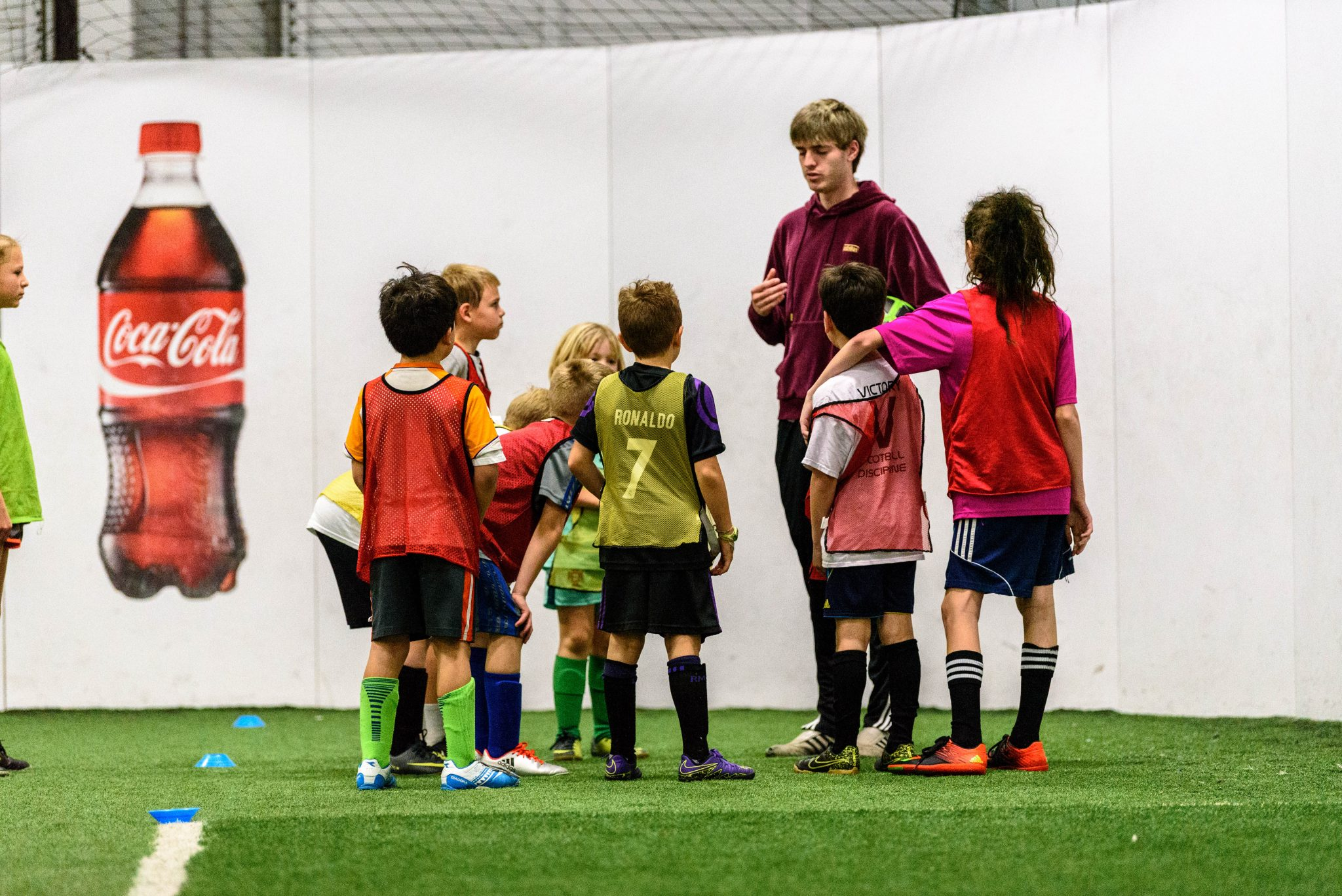 Top Soccer Instruction
